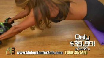 AbDominator TV Spot, 'Dominate Your Workout' - Thumbnail 5