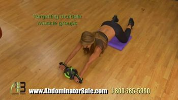 AbDominator TV Spot, 'Dominate Your Workout' - Thumbnail 6