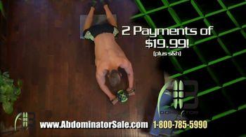 AbDominator TV Spot, 'Dominate Your Workout' - Thumbnail 8