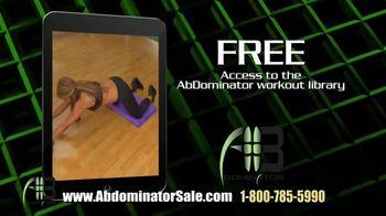 AbDominator TV Spot, 'Dominate Your Workout' - Thumbnail 9