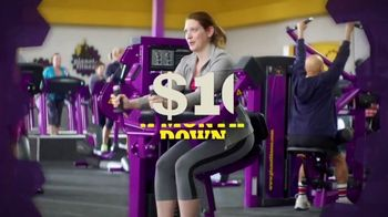 Planet Fitness $1 Sale TV Spot, 'Judgment-Free Zone' - Thumbnail 3