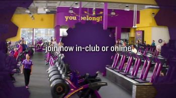 Planet Fitness $1 Sale TV Spot, 'Judgment-Free Zone' - Thumbnail 7