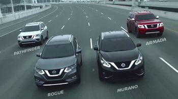 2017 Nissan Rogue TV Spot, 'Ride out the Storm' [T2] - Thumbnail 1