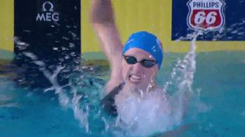USA Swimming TV Spot, 'Olympians Then and Now' Featuring Katie Ledecky - Thumbnail 7