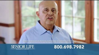 Senior Life Insurance Company TV Spot, 'Le devolvemos todo' [Spanish]