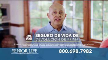 Senior Life Insurance Company TV Spot, 'Le devolvemos todo' [Spanish] - Thumbnail 8