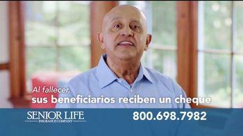 Senior Life Insurance Company TV Spot, 'Le devolvemos todo' [Spanish] - Thumbnail 4