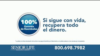 Senior Life Insurance Company TV Spot, 'Le devolvemos todo' [Spanish] - Thumbnail 5