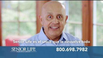 Senior Life Insurance Company TV Spot, 'Le devolvemos todo' [Spanish] - Thumbnail 6