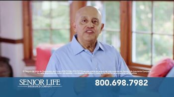 Senior Life Insurance Company TV Spot, 'Le devolvemos todo' [Spanish] - Thumbnail 7