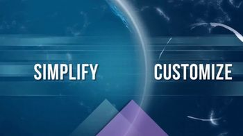 Vertisystem TV Spot, 'Simplify and Customize'