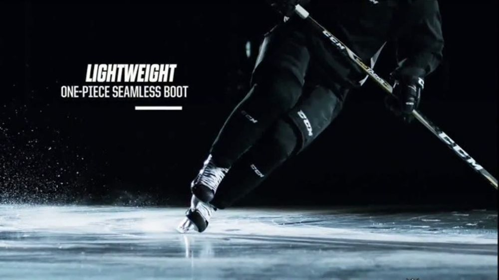 CCM Hockey JetSpeed FT1 TV Commercial, 'The One-Piece Benefit' - Video