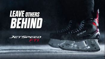 CCM Hockey JetSpeed FT1 TV Spot, 'The One-Piece Benefit' - Thumbnail 7