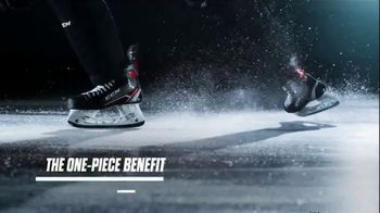 CCM Hockey JetSpeed FT1 TV Spot, 'The One-Piece Benefit' - Thumbnail 4