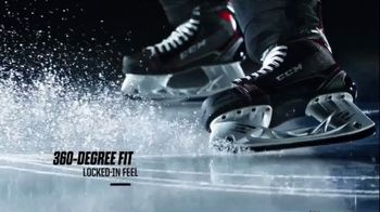 CCM Hockey JetSpeed FT1 TV Spot, 'The One-Piece Benefit' - Thumbnail 6