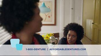Affordable Dentures TV Spot, 'No More Excuses' - Thumbnail 3
