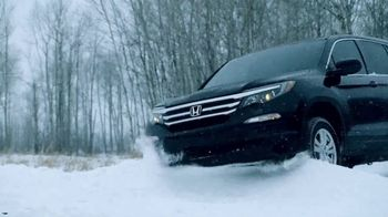 2018 Honda Pilot AWD LX TV Spot, 'Ends of the Earth' [T2] - Thumbnail 5