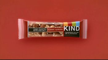 Cranberry Almond TV Spot, 'Give KIND Snacks a Try!' - Thumbnail 9