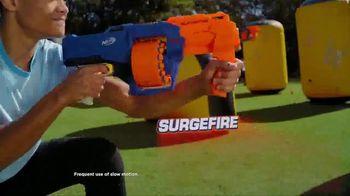 Nerf N-Strike Elite SurgeFire TV Spot, 'Rotating Drum and Slamfire' - Thumbnail 3