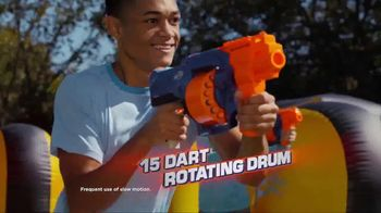Nerf N-Strike Elite SurgeFire TV Spot, 'Rotating Drum and Slamfire' - Thumbnail 5