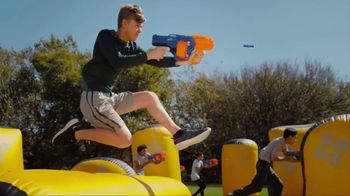 Nerf N-Strike Elite SurgeFire TV Spot, 'Rotating Drum and Slamfire'