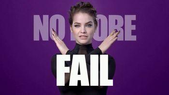 L'Oreal Paris XFiber Mascara TV Spot, 'No More Fail'