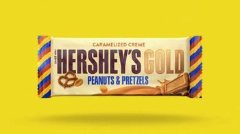 Hershey's Gold TV Spot, 'Strike Gold' Song by Bruno Mars - Thumbnail 9