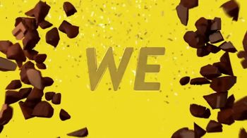 Hershey's Gold TV Spot, 'Strike Gold' Song by Bruno Mars