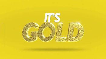 Hershey's Gold TV Spot, 'Strike Gold' Song by Bruno Mars - Thumbnail 8