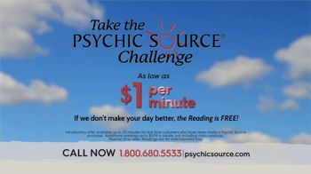 Psychic Source TV Spot, 'Take the Challenge' - Thumbnail 10