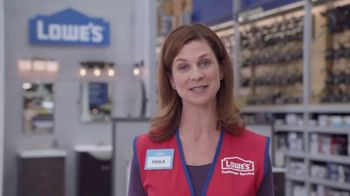 Lowe's TV Spot, 'The Moment: Bath Faucets' - Thumbnail 6