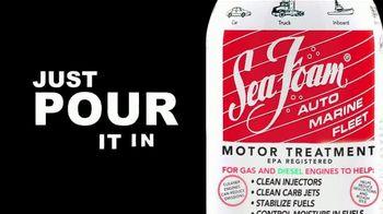 Sea Foam Motor Treatment TV Spot, 'Edge for Decades' Feauring Al Lindner - Thumbnail 4