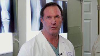 Schrader Orthopedic & Stem Cell Treatment Center TV Spot, 'Tip for Pain' - Thumbnail 6