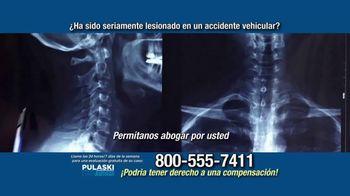 Pulaski Law Firm TV Spot, 'Accidente vehicular' [Spanish] - Thumbnail 4