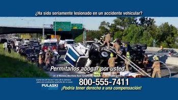 Pulaski Law Firm TV Spot, 'Accidente vehicular' [Spanish] - Thumbnail 5