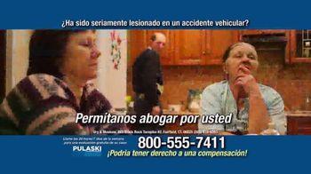Pulaski Law Firm TV Spot, 'Accidente vehicular' [Spanish] - Thumbnail 6