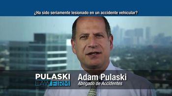 Pulaski Law Firm TV Spot, 'Accidente vehicular' [Spanish] - Thumbnail 8