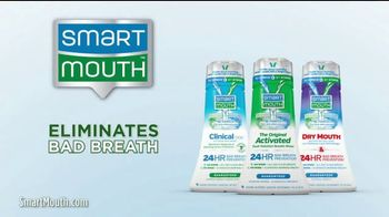 Smart Mouth Activated Mouthwash TV Spot, 'Neutralize Smelly Sulfur Gas' - Thumbnail 2