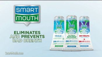 Smart Mouth Activated Mouthwash TV Spot, 'Neutralize Smelly Sulfur Gas' - Thumbnail 3