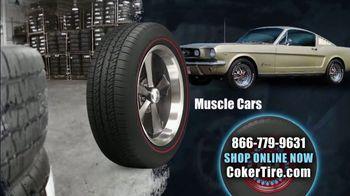 Coker Tire TV Spot, 'Period Correct Look' - Thumbnail 3