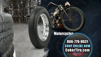 Coker Tire TV Spot, 'Period Correct Look' - Thumbnail 4