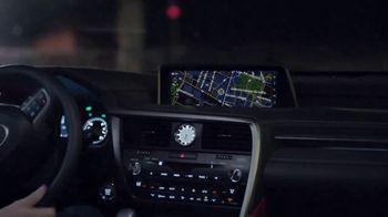 2017 Lexus RX TV Spot, 'Ahead of the Curve' [T2] - Thumbnail 3