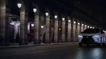 2017 Lexus RX TV Spot, 'Ahead of the Curve' [T2] - Thumbnail 4