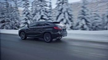 2017 Lexus RX TV Spot, 'Ahead of the Curve' [T2] - Thumbnail 7