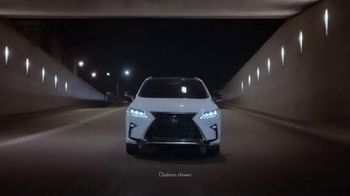 2017 Lexus RX TV Spot, 'Ahead of the Curve' [T2] - 10 commercial airings