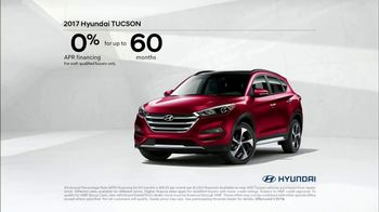 2017 Hyundai Tucson TV Spot, 'Warranty: Advanced' [T2] - Thumbnail 7