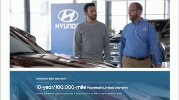 2017 Hyundai Tucson TV Spot, 'Warranty: Advanced' [T2] - Thumbnail 5