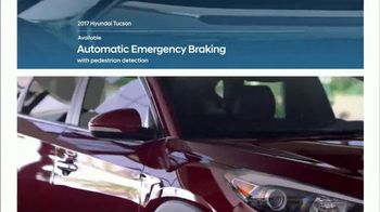 2017 Hyundai Tucson TV Spot, 'Warranty: Advanced' [T2] - 49 commercial airings