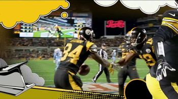 2018 NFL Playoffs TV Spot, 'Steelers Playoff Picture' Song by Rae Sremmurd - Thumbnail 4