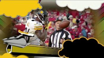 2018 NFL Playoffs TV Spot, 'Steelers Playoff Picture' Song by Rae Sremmurd - Thumbnail 7